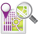 Project Mapping Icon